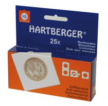Etuis carton Hartberger autocollant