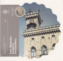 Europe Coffret BU San Marin 2015 - 8 Monnaies