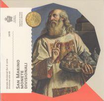 Europe Coffret BU San Marin 2016 - 8 Monnaies