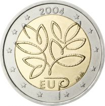 Finland 2 Euro Elargissement Union Européenne 2004