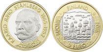 Finland 5 Euro, KarlJ. Stahlberg (1865-1952) - President - 2016
