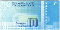 Finlande 10 Markkaa Paavo Nurmi - Stade d´Helsinki - 1986