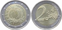 Finlande 2 Euro 30 ans du Drapeau Européen - 2015