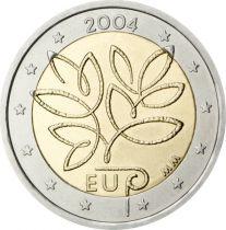 Finlande 2 Euro Elargissement Union Européenne 2004