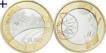 Finlande 5 Euro, Basket - 2015