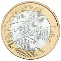 Finlande 5 Euro, Nature Nordique - 2014