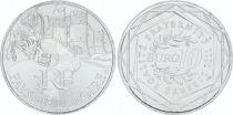 France - Monnaie de Paris 10 Euro, Pays de Loire - 2011