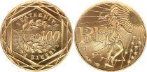 France - Monnaie de Paris 100 Euro OR Semeuse - 2008