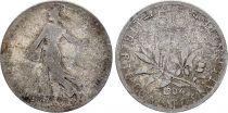 France  50 Centimes, Semeuse - 1904