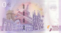 France 0 Euro 2017 - Mont Saint Michel - Billet touristique
