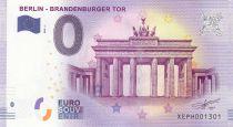 France 0 Euro 2017 - Port de Brandebourg, Berlin - Billet touristique