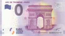 France 0 Euro 2018 - Arc de triomphe, Paris - Billet touristique