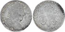 France 1/10 Ecu Louis XIV - 3 crowns and 3 fleur-de-lys