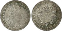 France 1/10 Ecu Louis XIV aux 3 Couronnes 1709 A