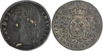 France 1/10ème Ecu, Louis XV au bandeau - 1771 A