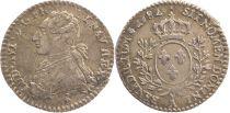 France 1/10ème Ecu, Louis XVI  - 1782 A
