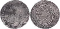 France 1/2 Ecu Louis XIV aux Palmes - 1694 E tours