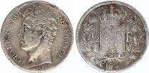 France 1/2 Franc Charles X - 1829 B Rouen