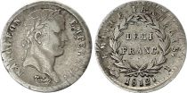 France 1/2 Franc Napoléon I - 1812 I