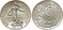 France 1/2 Franc Semeuse - 1975 - FDC - ISSU DE COFFRET