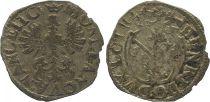 France 1/2 Gros, Duché de Lorraine - Henri II (1608-1624) 3 ème ex