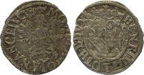 France 1/2 Gros, Duché de Lorraine - Henri II (1608-1624) 4 ème ex