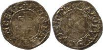 France 1/2 Sol Carolus, Charles III (1555-1608) - Nancy - 10ème ex