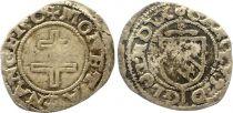 France 1/2 Sol Carolus, Charles III (1555-1608) - Nancy - 7ème ex