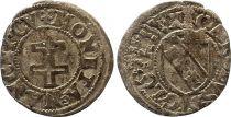France 1/2 Sol Carolus, Duché de Lorraine - Charles III (1555-1608) - Nancy 3ème ex