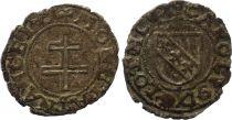 France 1/2 Sol Carolus, Duché de Lorraine - Charles III (1555-1608) - Nancy 9nd ex