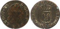 France 1/2 Sol Louis XV - 1771 S Reims