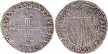 France 1/4 Ecu de Navarre - Henri IV 1600 - Saint-Palais