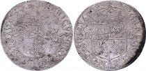 France 1/4 Ecu du Béarn Henri IV - Argent - 1600 Morlaas