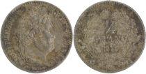 France 1/4 Franc - Louis Philippe I - 1841 A