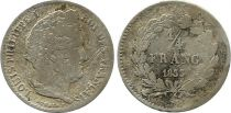 France 1/4 Franc Louis-Philippe 1er - 1833 A Paris - Argent