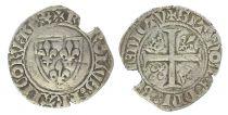 France 1 Blanc Guénar, Charles VI - ND (1380-1422)