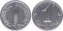 France 1 Centime Epi - 1966