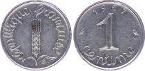 France 1 Centime Epi - 1967