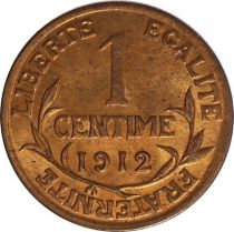 France 1 Centime Liberty head - 1912