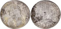 France 1 Ecu Louis XV aux branches d´olivier - S