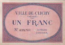France 1 F Clichy