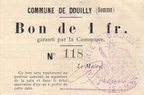 France 1 F Douilly