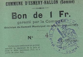France 1 F Esmery-Hallon n° 4