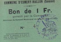 France 1 F Esmery-Hallon n° 4