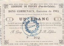 France 1 F Feuchy - 22/08/1915