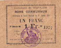 France 1 F Goeulzin