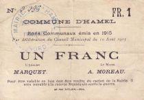 France 1 F Hamel
