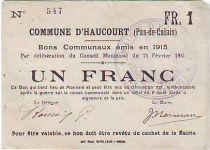 France 1 F Haucourt