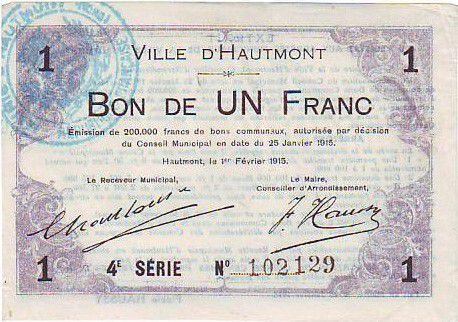 France 1 F Hautmont