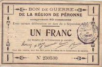 France 1 F Péronne